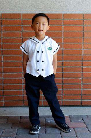 Boys Formal Uniform