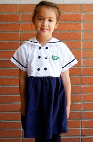Girls Formal Uniform